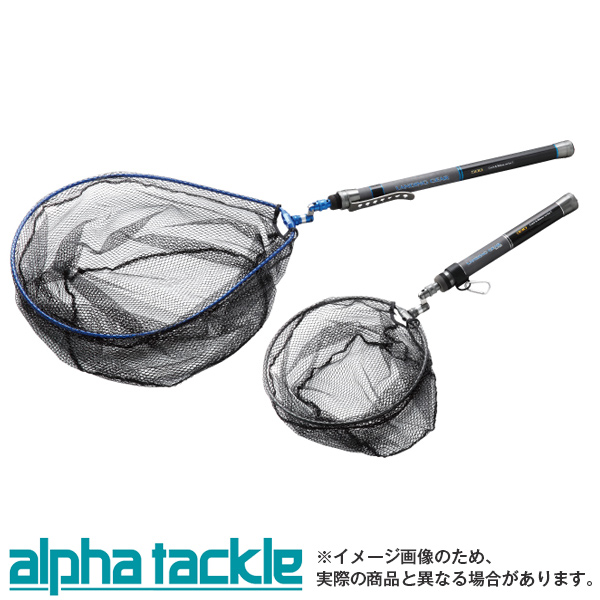 【アルファタックル】LANDING GEAR 500釣り タモ ランディングネット