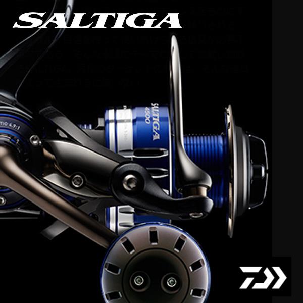 【ダイワ】15 ソルティガ 4500ダイワ スピニングリール DAIWA ダイワ 釣り フィッシング 釣具 釣り用品