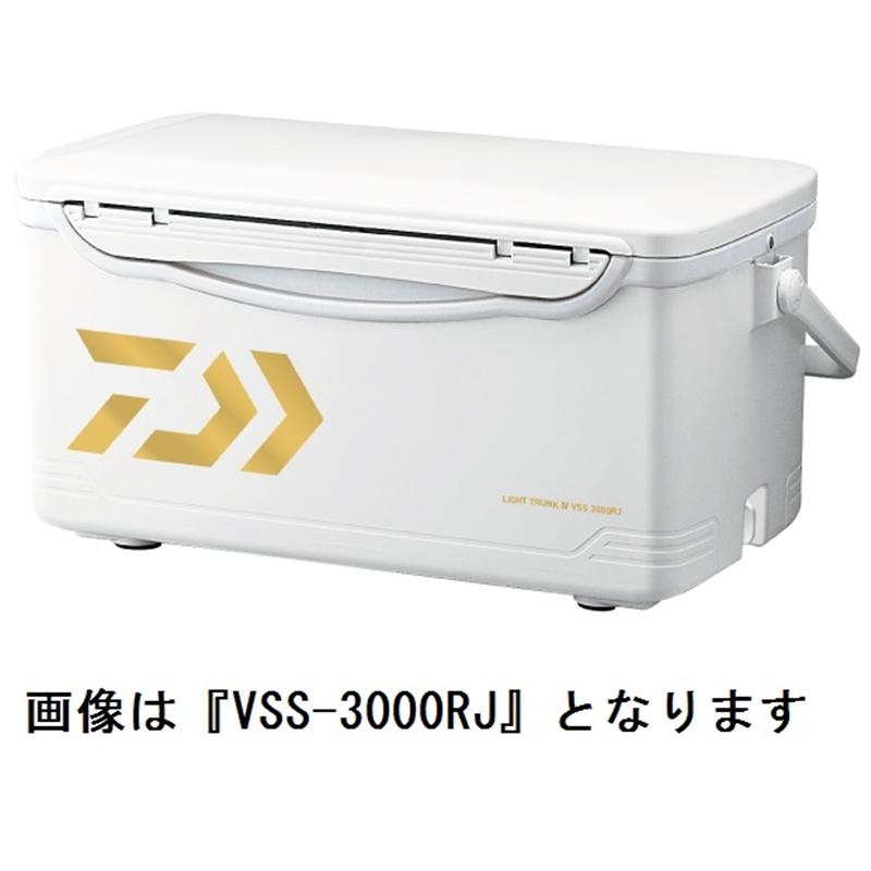 【ダイワ】ライトトランク4 VSS-2000R ゴールドクーラーボックス ダイワ