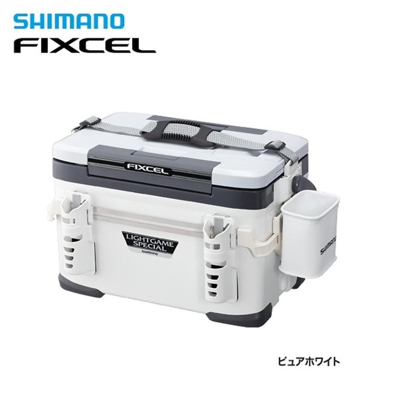 【シマノ】フィクセル ライトゲームスペシャル220 LF-L22N ブラッククーラーボックス シマノ 22L 釣り フィッシング クーラー クーラー SHIMANO シマノ 釣り フィッシング 釣具 釣り用品