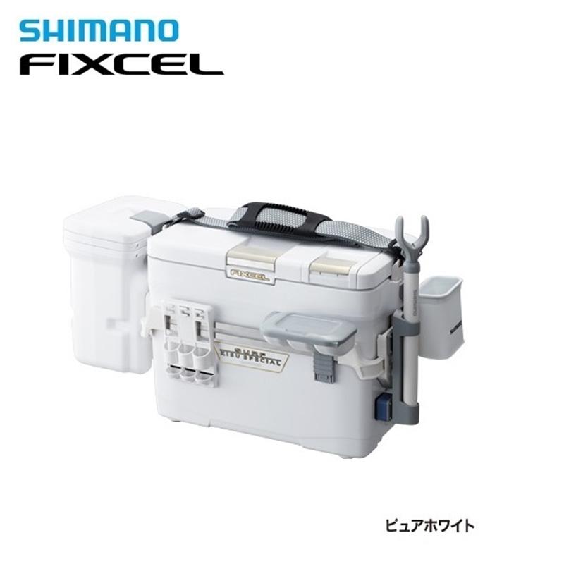 【シマノ】フィクセル サーフキススペシャル120 UF-N12N アイスホワイトクーラーボックス シマノ 小型 12L 釣り フィッシング クーラー クーラー