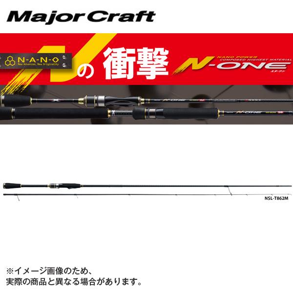 【メジャークラフト】エヌワン [ N-ONE ] NSL-T902MHエヌワン アジング メバリング ロッド