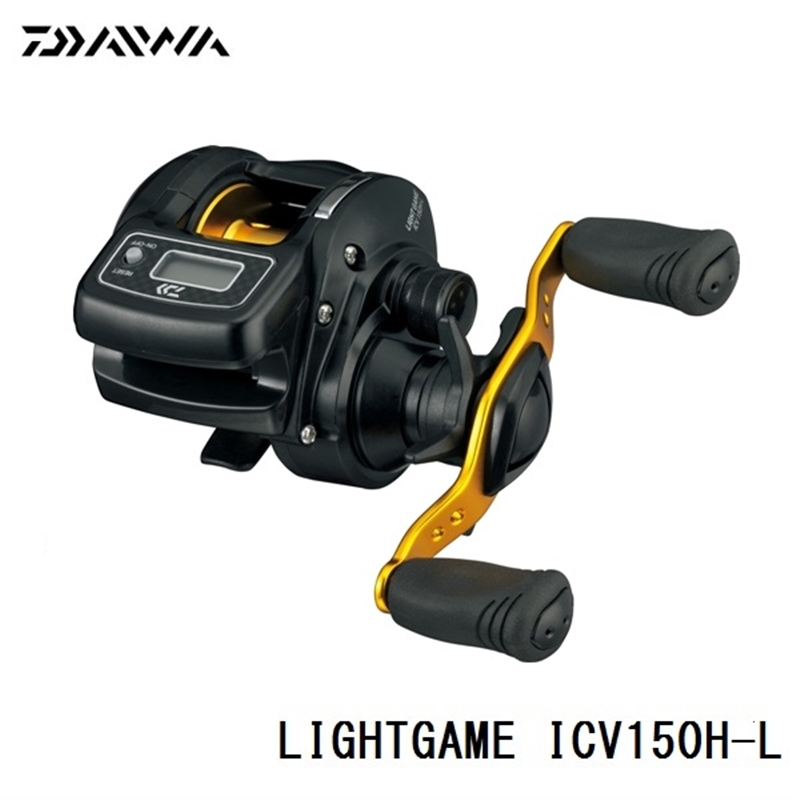【ダイワ】ライトゲームICV 150H-L (左巻き)ダイワ リール