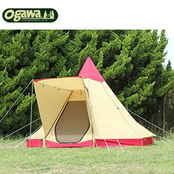 【小川キャンパル】ピルツ9-DX(Oct-93)テント 小川キャンパル テント キャンプ