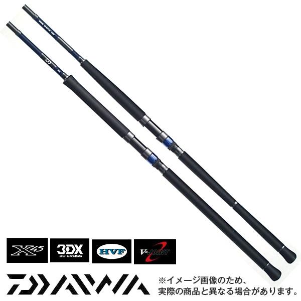 【ダイワ】ソルティガスパルタン 100H [大型便]ショアジギング ロッド ダイワ