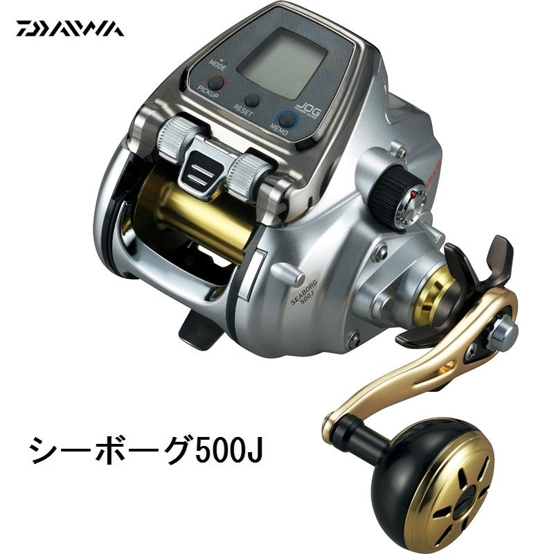 【ダイワ】シーボーグ 500J(PE6号×300m)ダイワ 電動リール