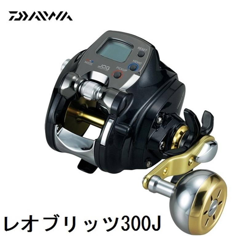 【ダイワ】NEW レオブリッツ 300J PE3号×400mダイワ 電動リール