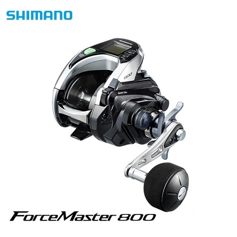 シマノ フォースマスター 800 PE2号×400m
