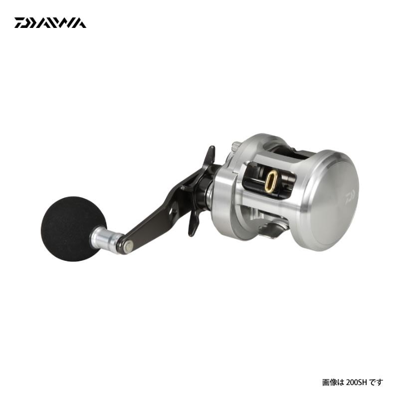 【ダイワ】15 キャタリナ BJ 200SH タコの船釣りに最適ダイワ ベイトリール