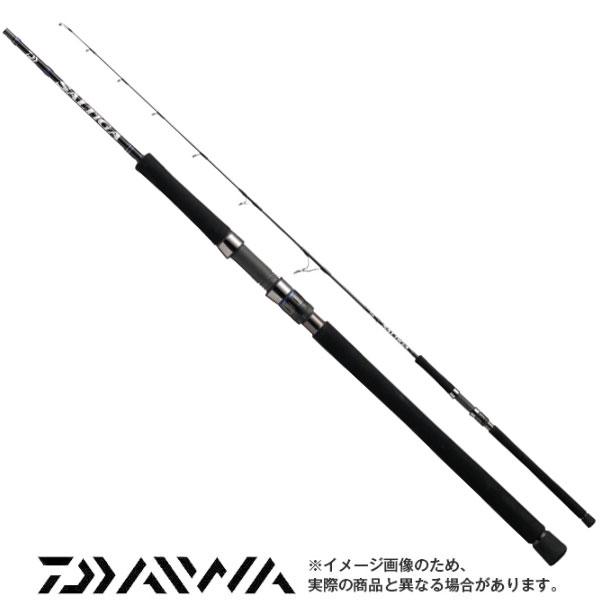 【ダイワ】16ソルティガ 61MHS [大型便]ジギング ロッド ダイワ DAIWA ダイワ 釣り フィッシング 釣具 釣り用品