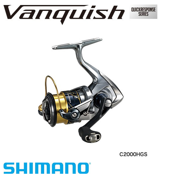 16 ヴァンキッシュ C2000HGS シマノ ライトゲーム リール アジング メバリング