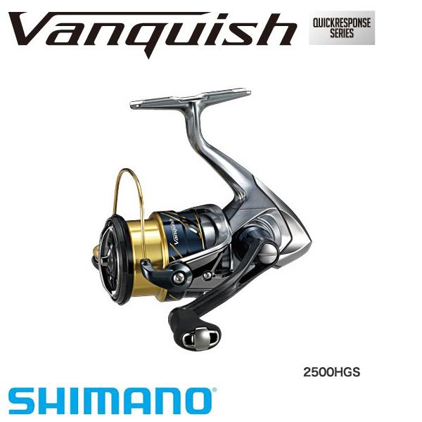 シマノ 16 ヴァンキッシュ 2500HGS