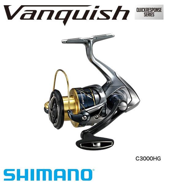 シマノ 16 ヴァンキッシュ C3000HG
