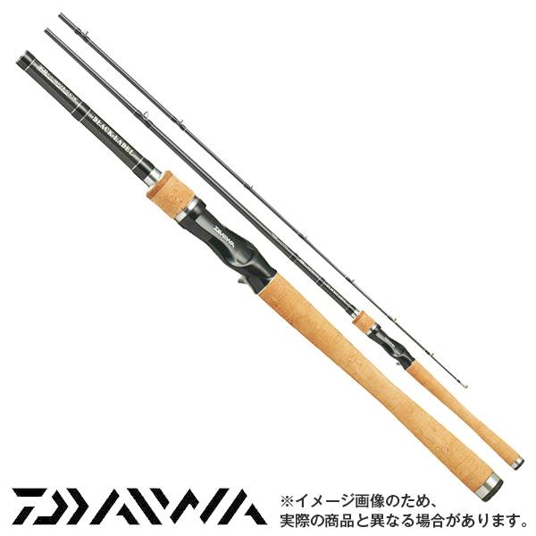 【ダイワ】ブラックレーベル+ 6101MHFB-G [大型便]バスロッド DAIWA ダイワ 釣り フィッシング 釣具 釣り用品