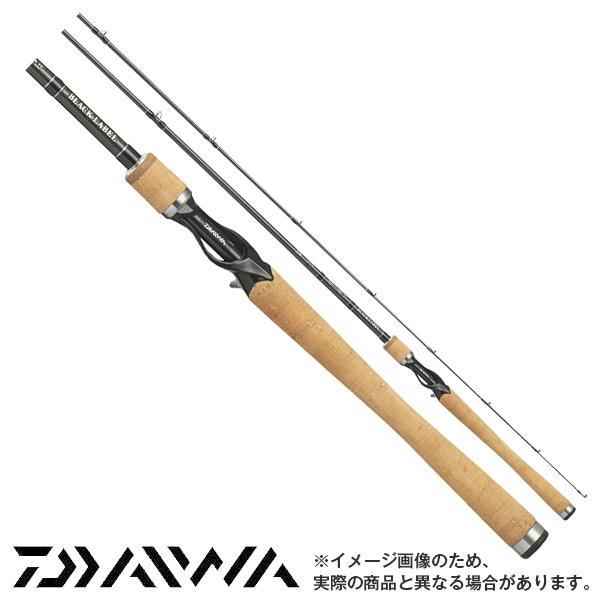 【ダイワ】ブラックレーベル+ 6101MRB [大型便]バスロッド DAIWA ダイワ 釣り フィッシング 釣具 釣り用品