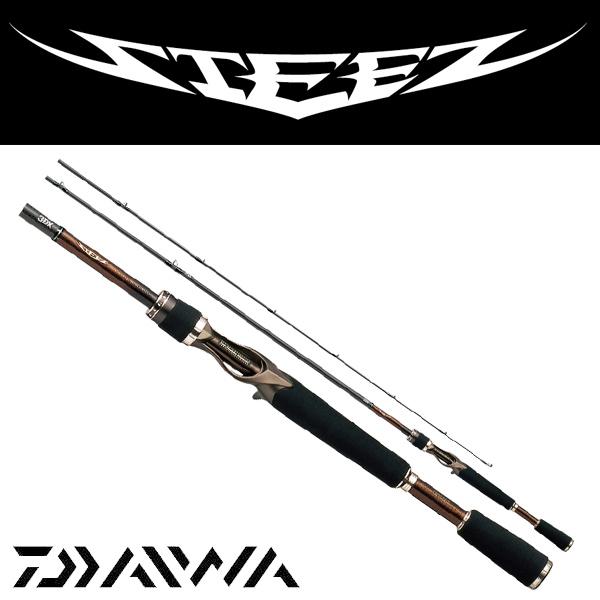 【ダイワ】16 スティーズ STZ 6101ML/MHFB-LM [ ライトニング610 ] [大型便]バスロッド DAIWA ダイワ 釣り フィッシング 釣具 釣り用品