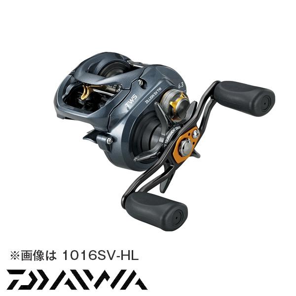 【ダイワ】ジリオンSV TW 1016SV-Hダイワ ベイトリール DAIWA ダイワ 釣り フィッシング 釣具 釣り用品