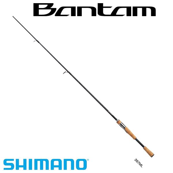 【シマノ】バンタム 267ML [大型便] SHIMANO シマノ 釣り フィッシング 釣具 釣り用品
