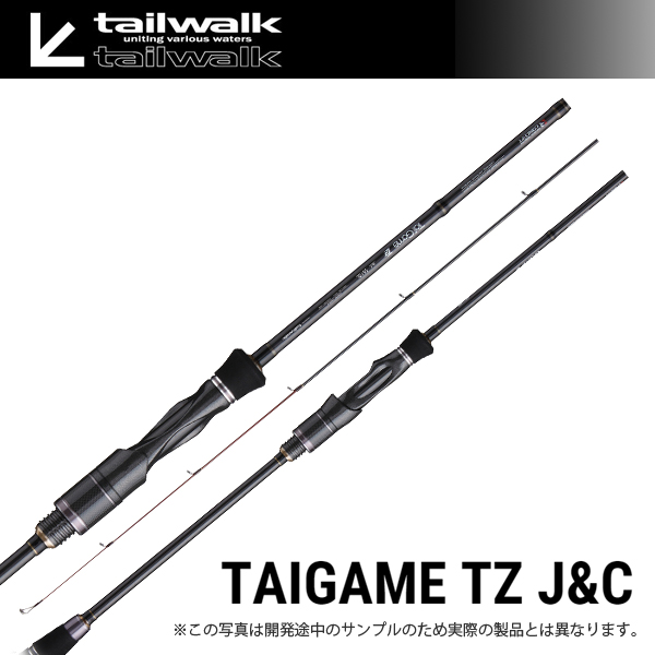 【テイルウォーク】タイゲーム トルザイト J&C S610L
