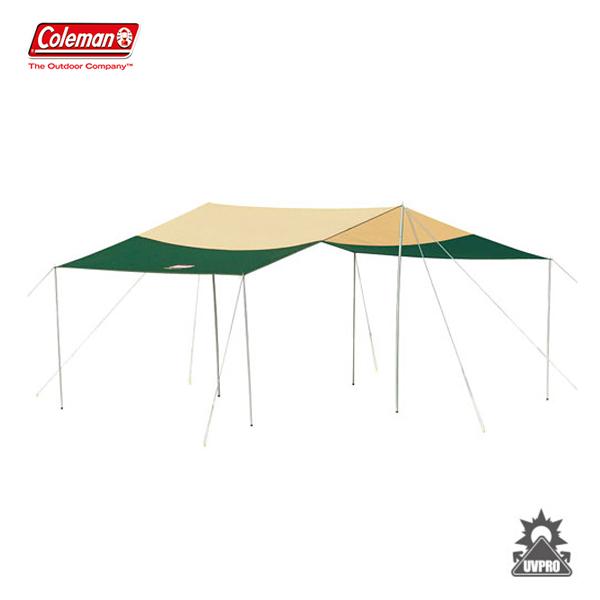 【コールマン】スクエアタープDX(2000028617)タープ タープ キャンプ コールマン Coleman キャンプ用品 アウトドア用品