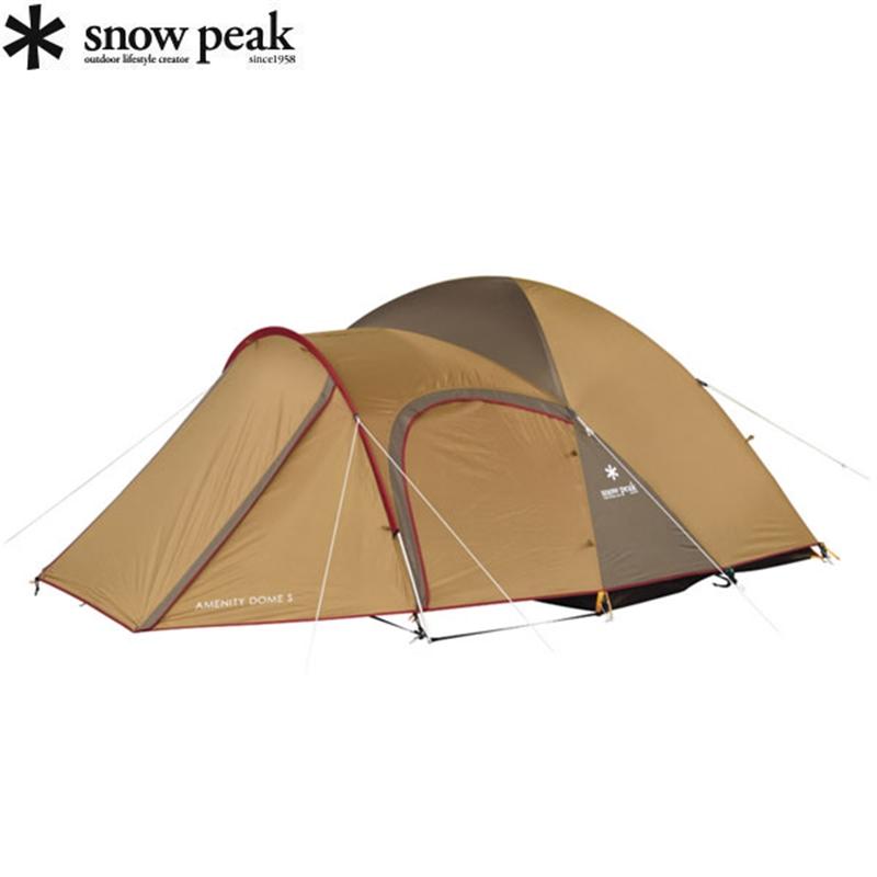 【スノーピーク】アメニティドームM(SDE-001R)テント スノーピーク テント キャンプ