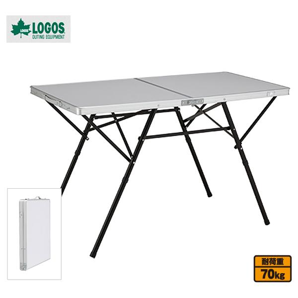 【ロゴス】書けるんデスク・タフダイニング12060(73181512)アウトドアテーブル キャンプテーブル ロゴス テーブル