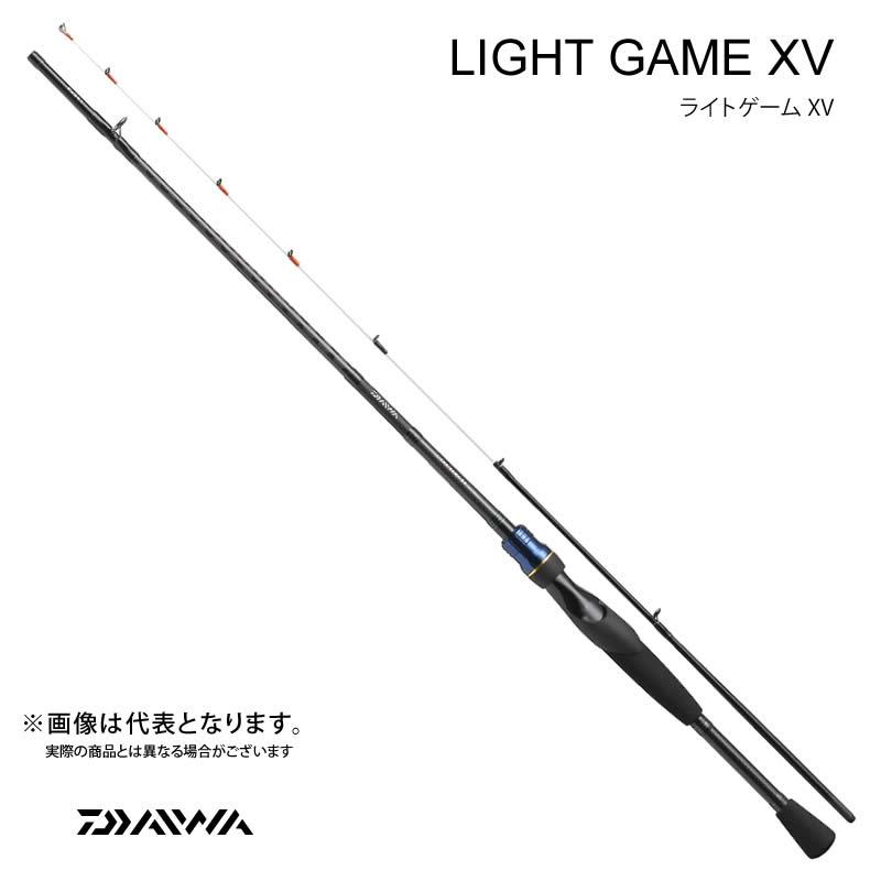 【ダイワ】ライトゲームXV MH-180船竿 ダイワ DAIWA ダイワ 釣り フィッシング 釣具 釣り用品