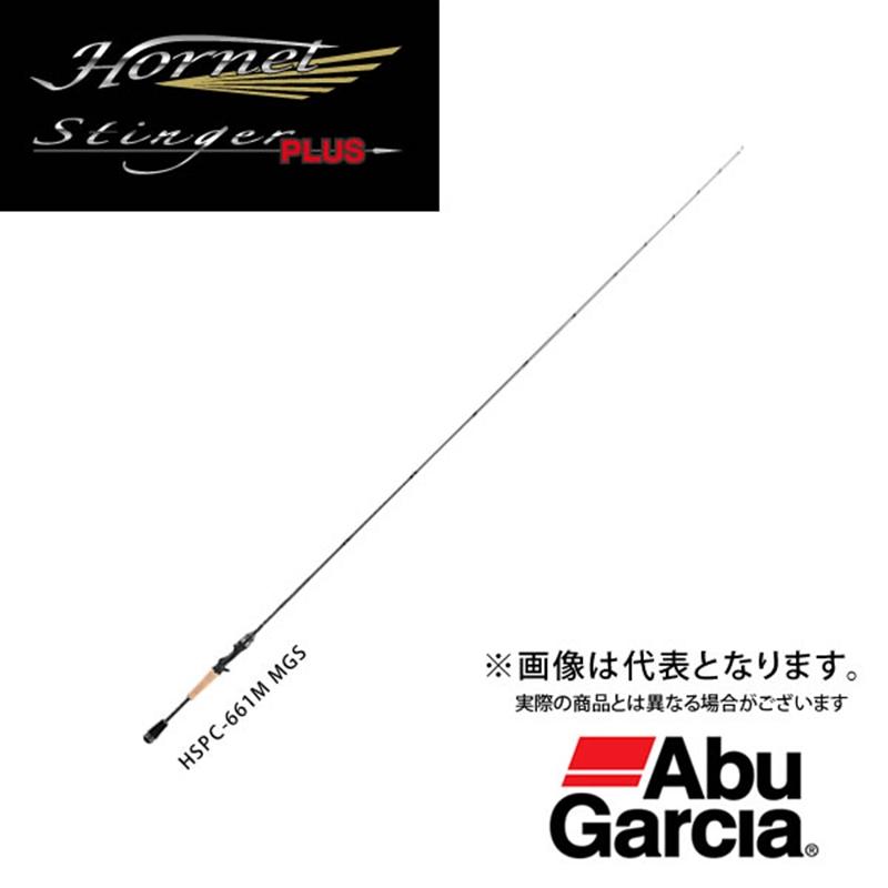 【アブ ガルシア】ホーネットスティンガーPLUS HSPC-661M MGS [大型便]