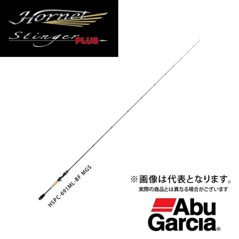 【アブ ガルシア】ホーネットスティンガーPLUS HSPC-691ML-BF MGS [大型便]