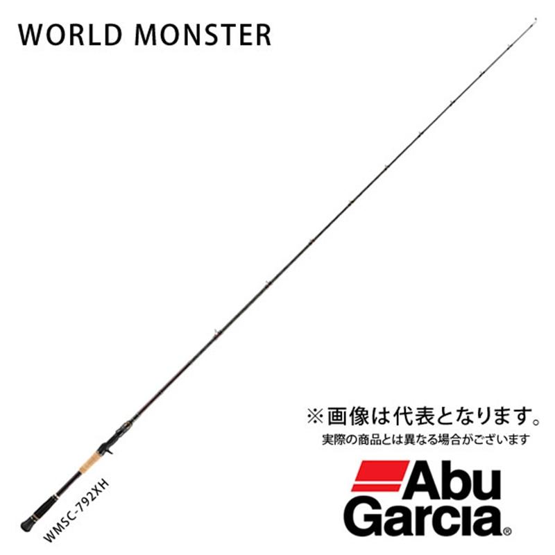 【アブ ガルシア】ワールドモンスター WMSC-792XH