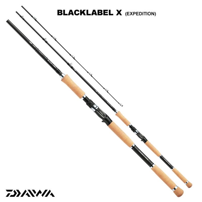 【ダイワ】ブラックレーベルXP 77H スネークヘッドカスタム [大型便]ルアー ロッド DAIWA ダイワ 釣り フィッシング 釣具 釣り用品