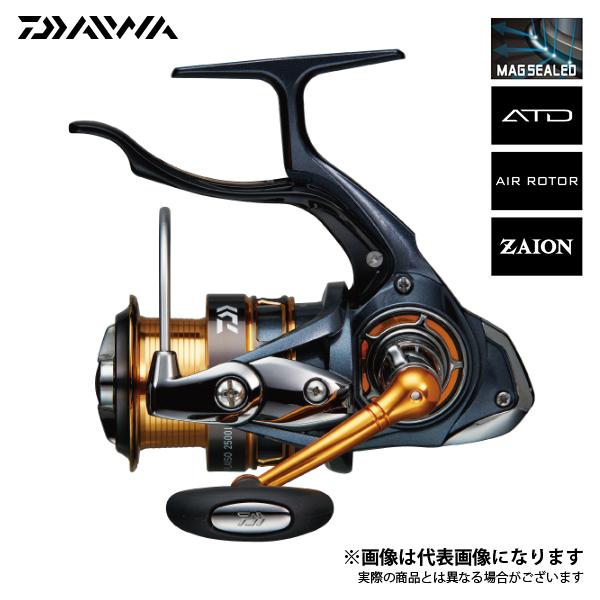 【ダイワ】16 プレイソ 2500H-LBDダイワ レバーブレーキ リール DAIWA ダイワ 釣り フィッシング 釣具 釣り用品