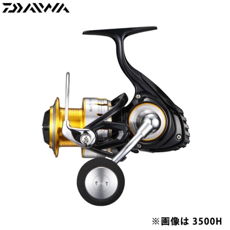 【ダイワ】16 ブラスト 3500ダイワ スピニングリール