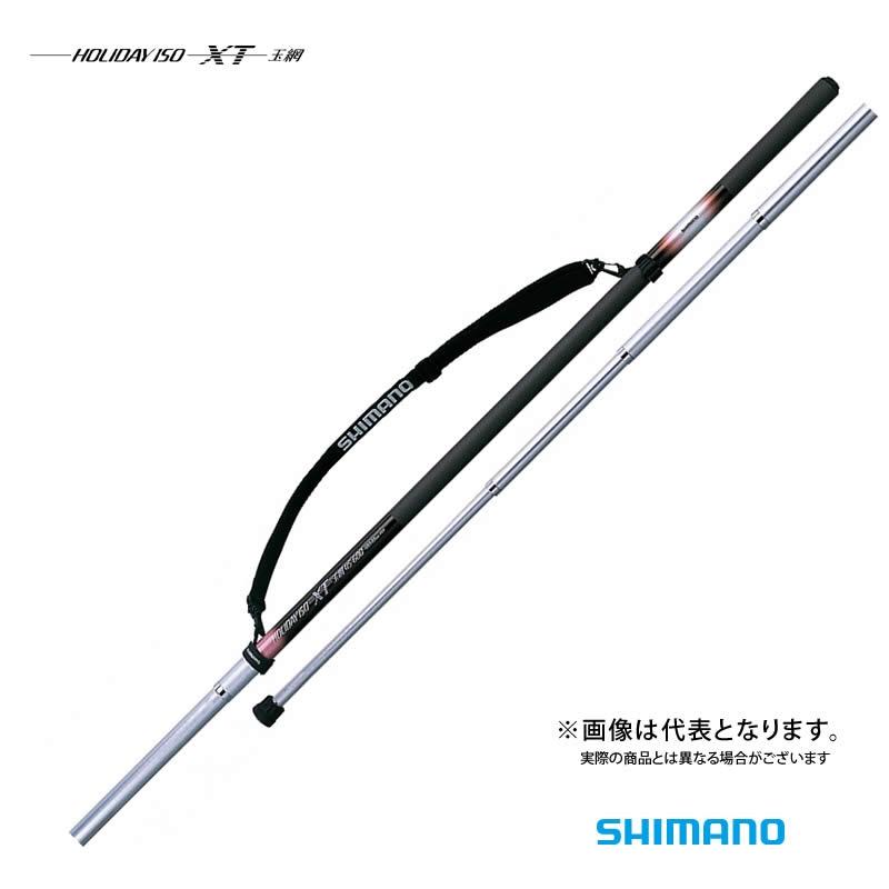 【シマノ】ホリデー磯XT玉網 45-600釣り タモ ランディングシャフト 玉柄 タモ柄