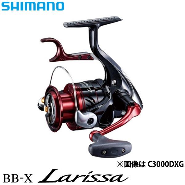 シマノ 16 BB-X ラリッサ C3000DHG