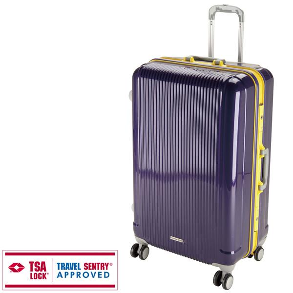 【キャプテンスタッグ】グレル L トラベルスーツケース TSAロック付HFタイプ L CAPTAIN ウルトラマリン(UV-16)[大型便] キャプテンスタッグ CAPTAIN STAG キャンプ用品 アウトドア用品, モトブチョウ:0aa4b857 --- krianta.ru