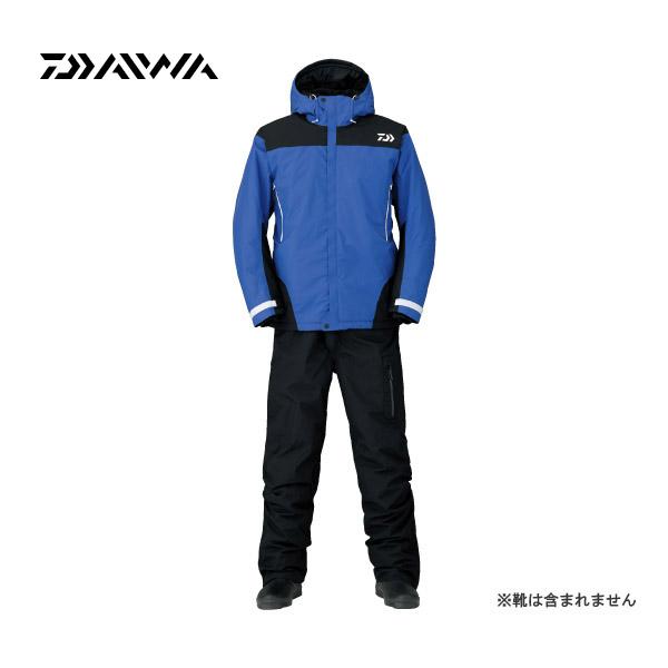 レインマックス ハイパーエクストラハイロフト ウィンタースーツ [ DW-3206 ] クレマティスブルー 3XL ダイワ 釣り 防寒着 防寒ウェア