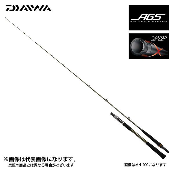 【ダイワ】16 リーディング ネライ LEADING NERAI M-200・J [大型便]船竿 ダイワ DAIWA ダイワ 釣り フィッシング 釣具 釣り用品