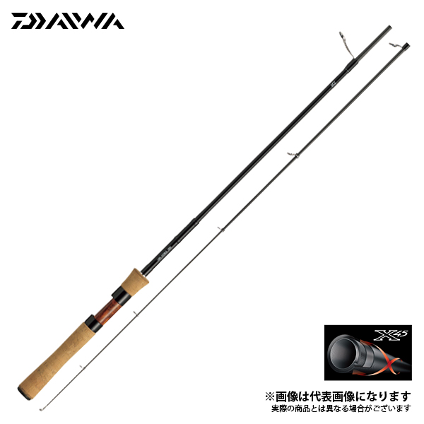 【ダイワ】ワイズストリーム 60TLトラウト ロッド ダイワ DAIWA ダイワ 釣り フィッシング 釣具 釣り用品