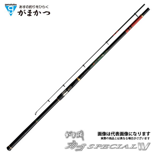 がま磯 カゴスペシャル4 BAIT 4号 5.8M