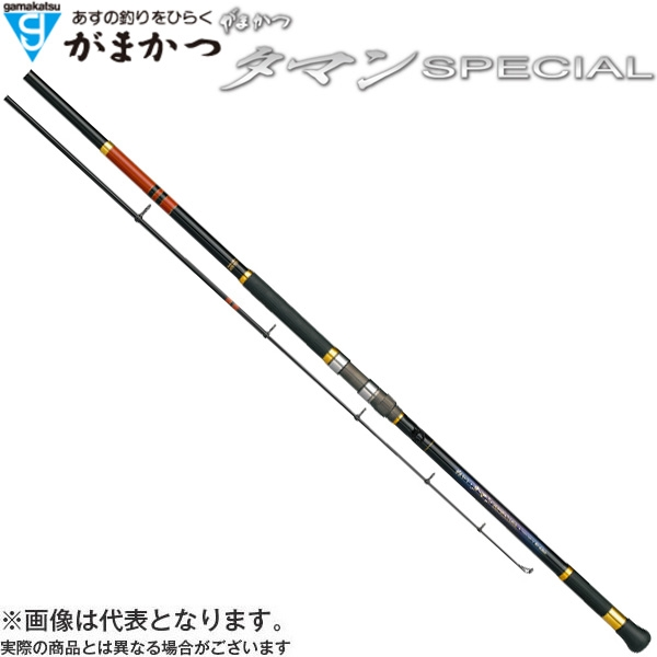 がまかつ タマンSPECIAL 5号 4.8M [大型便]
