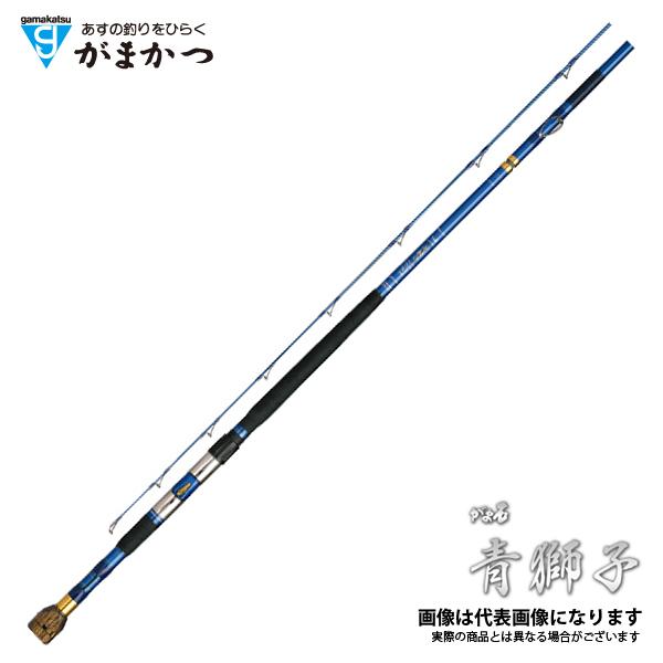 【がまかつ】がま石 青獅子 MH 5.6M