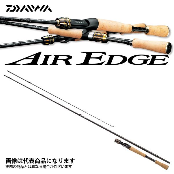 新しい 【ダイワ 釣り用品】エアエッジ ] フィッシング [ AIREDGE ] 721MHB・E [大型便]バスロッド DAIWA ダイワ 釣り フィッシング 釣具 釣り用品, 都だし本舗:33ae35de --- totem-info.com