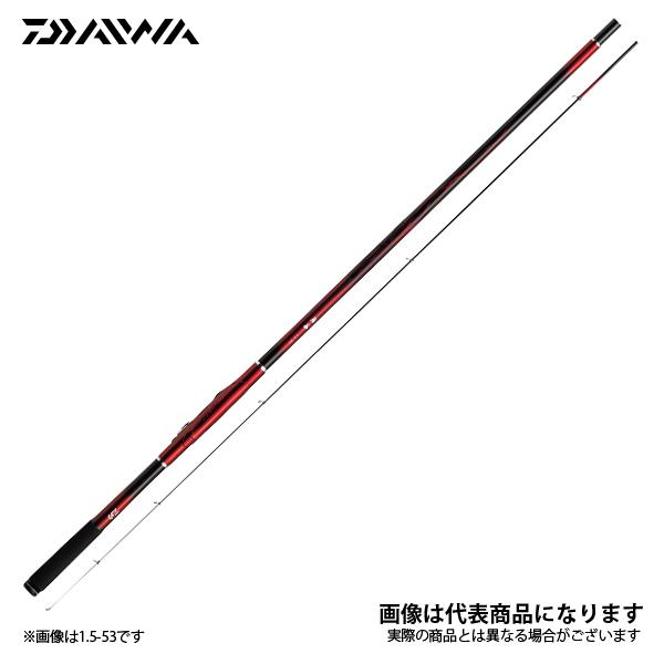 【ダイワ】波濤 2号-53・E磯竿 フカセ ロッド