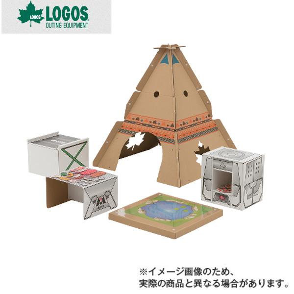 【ロゴス】キャンプごっこクラフトデスク(キャンピング)(74000000)