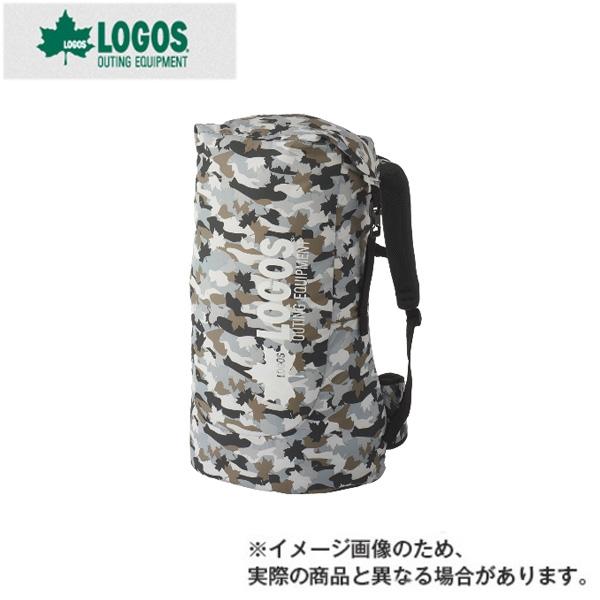 【ロゴス】CADVEL-Designダッフルリュック40 (カモフラ)(88250166)