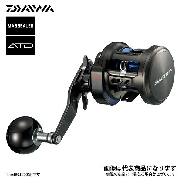 【ダイワ】ソルティガ BJ 200SH (右ハンドル仕様)ダイワ ベイトリール