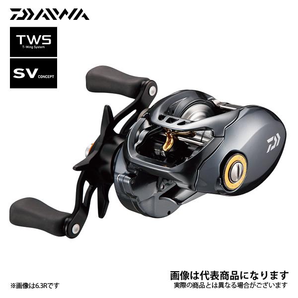 【ダイワ】タトゥーラ SV TW 6.3L (左ハンドル仕様)ダイワ ベイトリール DAIWA ダイワ 釣り フィッシング 釣具 釣り用品