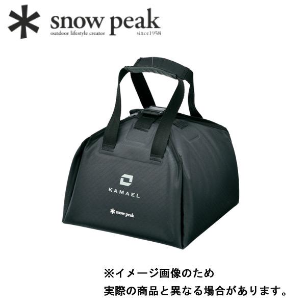 【スノーピーク】カマエル マットバッグ(KM-006)
