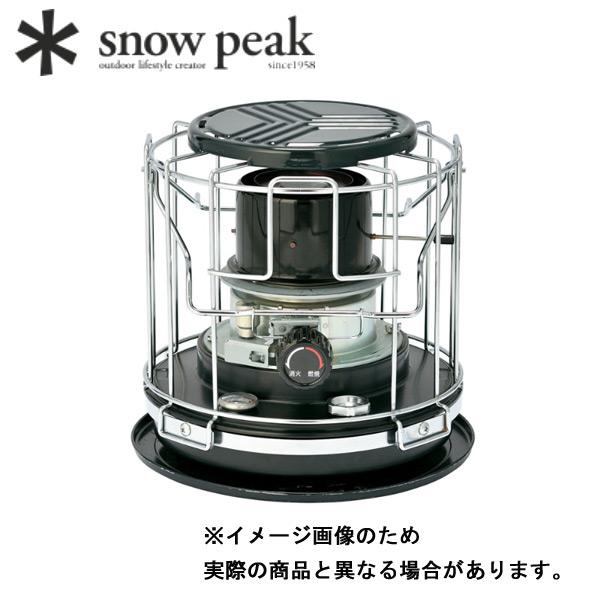 【スノーピーク】タクードストーブ(KH-002BK)